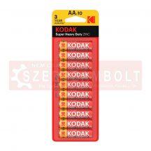 Kodak Extra Zinc Féltartós Ceruza Elem AA (1,5V) B10