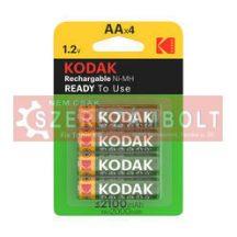 Kodak Akkumulátor R2U Ceruza 2100mAh AA B4