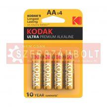 Kodak Ultra Premium Alkáli Ceruza Elem AA (1,5V) B4