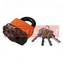 lakat, laminált, vízálló, 4 db kulcs; 50mm,kengyelszárátmérõ:11/14mm