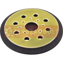 tartalék gumi talp 8891846 rotációs csiszológéphez, átmérõ: 125mm