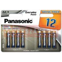 Panasonic Everyday Power Alkáli Ceruza Elem AA B12