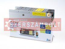 60W fém tápegység 12V 5A IP20