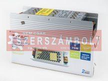 75W fém tápegység 12V 6A IP20