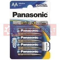 Panasonic Evolta Alkáli elem ceruza AA